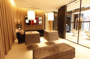 洗練された贅沢空間