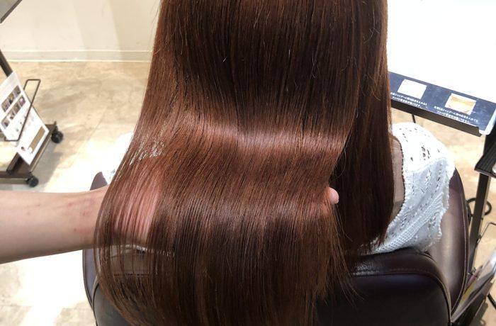 お客様一人一人の髪や頭皮の状態に合わせて選ぶ拘りの美髪エステ。